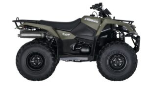 KingQuad 400 Manual ATV Price, Specs, Review, Top Speed, Colors, Images, Features