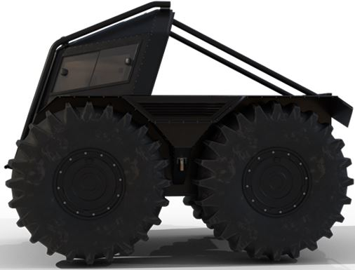 sherp atv pickup price