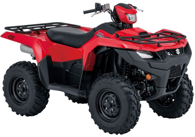 Suzuki King Quad 500 Price, Specs, Reviews, Top Speed and Features