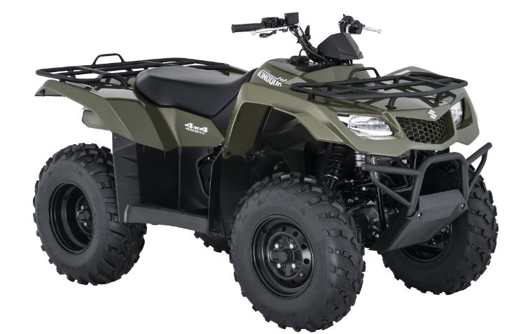 Suzuki KingQuad 400 Auto ATV Price, Specs, Review, Top Speed, Colors, Images, Features