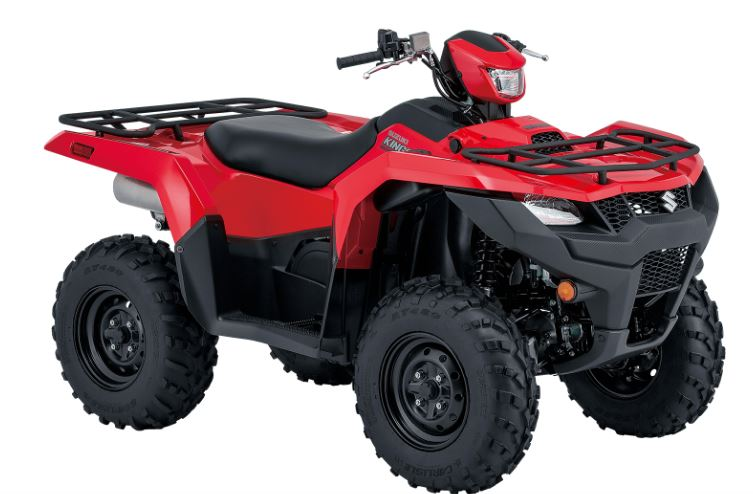 Suzuki Kingquad 750 Price, Specs, Review, Top Speed and Features