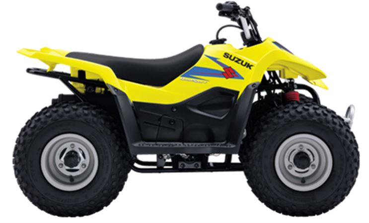 Suzuki QuadSport 50 Price, Specs, Reviews, Top Speed