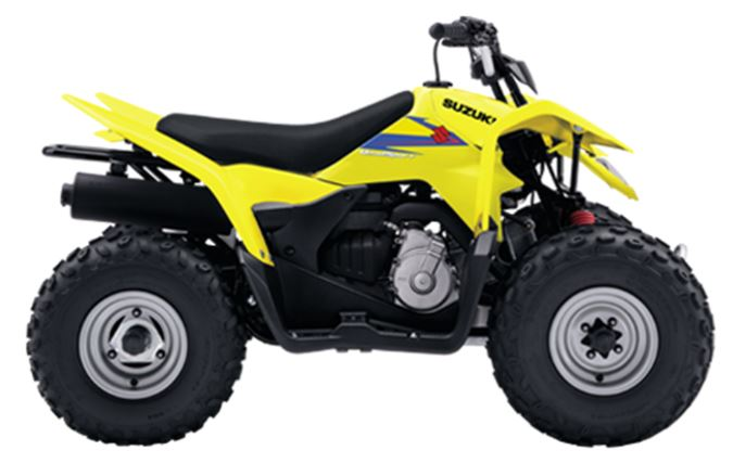 Suzuki QuadSport 90 Price, Specs, Review, Top Speed and Features