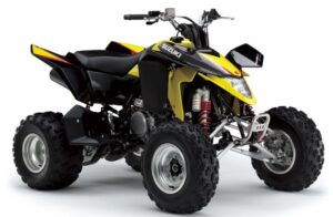Suzuki Quadsport Z400 Price, Specs, Top Speed, Review & Features