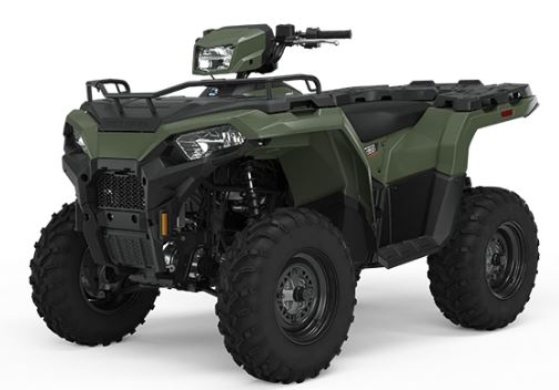 Polaris Sportsman 450 H O eps price specs