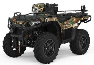 Polaris Sportsman 570 Hunt Edition price specs