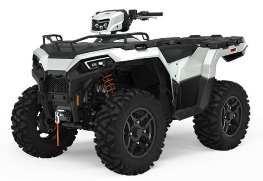 Polaris Sportsman 570 Ultimate Trail Limited Edition price, specs