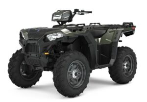 Polaris Sportsman 850 Price, Specs, Review, Top Speed, Features, Images