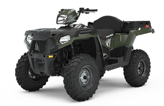 Polaris Sportsman X2 570 Price, Specs, Top Speed, Review, Features