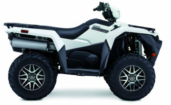 Suzuki Kingquad 750XPZ Price, Specs, Reviews, Top Speed & Features