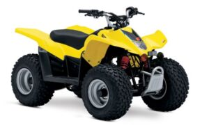 Suzuki QuadSport Z50 Price, Specs, Reviews, Top Speed & Features