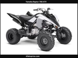 Yamaha Raptor 700 Price, Top Speed, Specs, Reviews, Horsepower