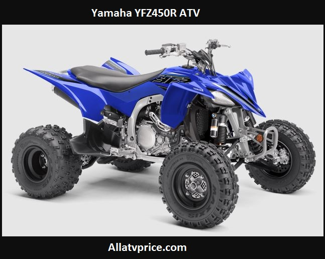 Yamaha YFZ450R Price, Top Speed, Specs, Reviews, Horsepower