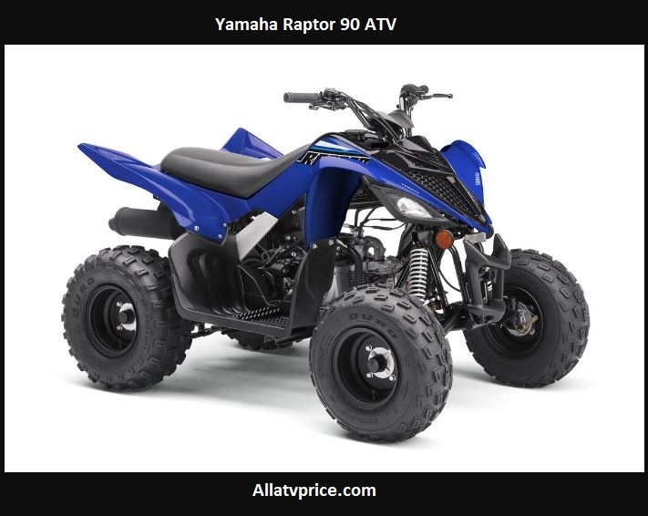 Yamaha Raptor 90 Price, Top Speed, Specs, Reviews