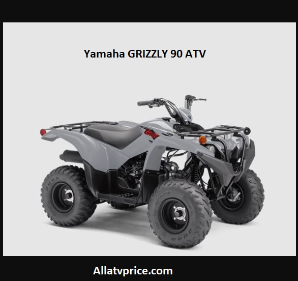 Yamaha GRIZZLY 90 Price, Top Speed, Specs, Reviews