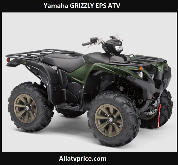 Yamaha GRIZZLY EPS Price, Top Speed, Specs, Reviews