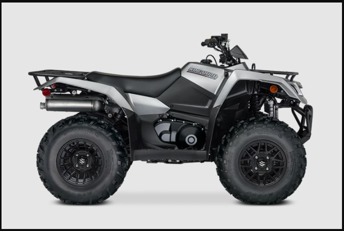 Suzuki KingQuad 400ASi SE+ ATV Price, Specs, Review, Top Speed, Colors, Seat Height, Images, Features