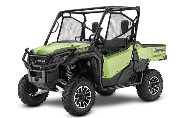 Honda PIONEER 1000 Limited Edition Price, Specs, Review, Top Speed