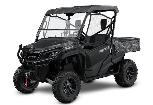 Honda PIONEER 1000 Special Edition Price, Specs, Review, Top Speed