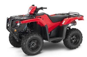 Honda FOURTRAX FOREMAN RUBICON 4X4 ATV Price, Specs, Top Speed, Review 2020