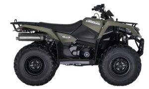 Suzuki KingQuad 400 Auto ATV Specifications