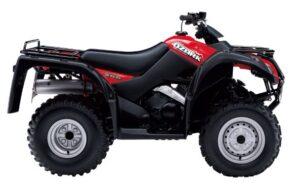 Suzuki Ozark 250 ATV Price in India