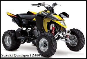 Suzuki Quadsport Z400 ATV price specs