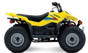 Suzuki QuadSport Z50 Price