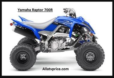 Yamaha Raptor 700R Price, specs, Top Speed Reviews