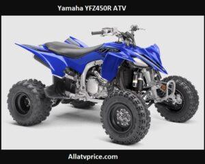 Yamaha YFZ450R Price, Top Speed, Specs, Reviews, Horsepower