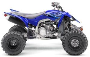 Yamaha YFZ450R specs