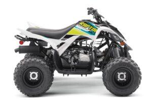 Yamaha Raptor 90 specs top speed