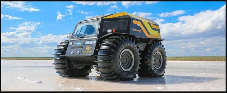 Sherp ATV Cost