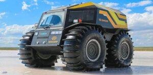 SHERP ATV Price