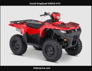 Suzuki KingQuad 500AXi